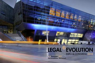 הרצאת מחלקת הליגלטק מעבר לים – פגישות והרצאה בכנס Legal Revolution בגרמניה